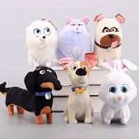 Мягкие игрушки к мультфильму Тайнай Жизнь Домашних Животных