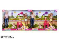 Кукла DEFA 30см 8409 парк развлечений 2цв.кор.40*9,5*32 /24/ (8409)