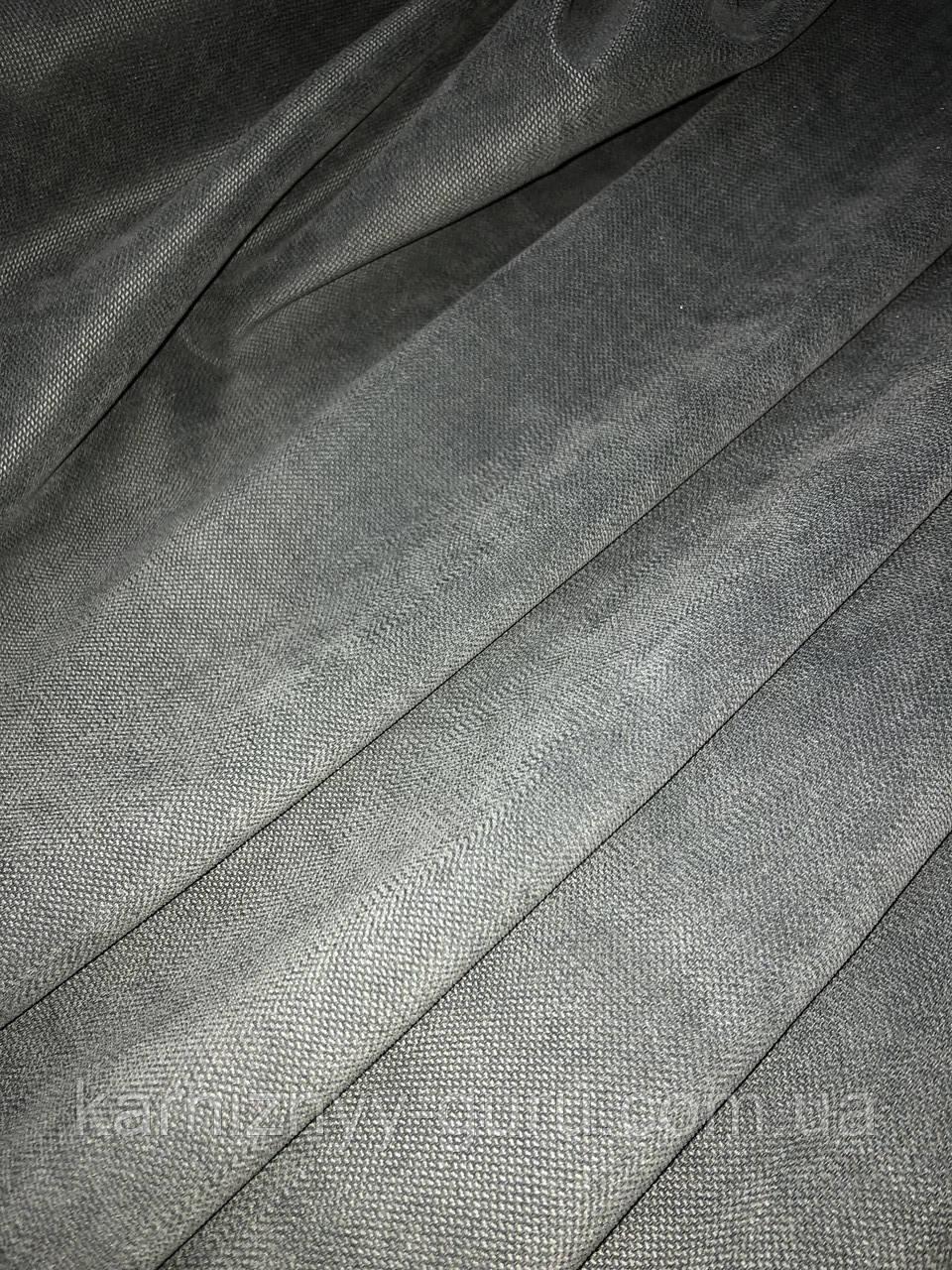 Ткань для штор, плотный велюр, Коллекция 2, soft duz.