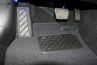 Коврики в салон ворсовые для Mazda CX-9 АКПП 2007-&; кросс. 6 шт  N.33.16.11.110kh Код:747219332