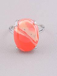 Кольцо с натуральными камнями:  Сардоникс
