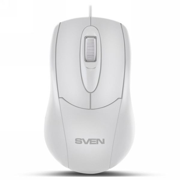 Мышь usb SVEN RX-110 белая