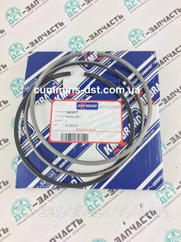 Кольца поршневые Cummins M11/QSM11 3803977/3803705