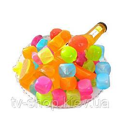 Многоразовый лед Mix Ice .Охладитель напитков набор 36 шт.