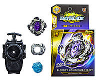 Бейблейд (Beyblade) В-128-03 Bloody Longinus оптом ОПТ