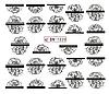 Слайдер водный для дизайна ногтей BN-1220