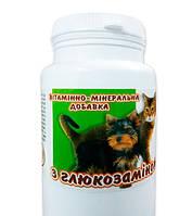 Глюкозамин Норис100 табл.Витаминно-минеральная кормовая добавка с глюкозамином для собак и кошек.