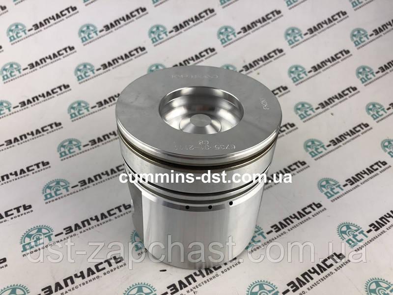 Поршень STD + стопорные кольца Cummins 6B 3926631/3802561