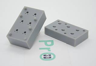 SLA 3D друк стандартним фотополімером Formlabs