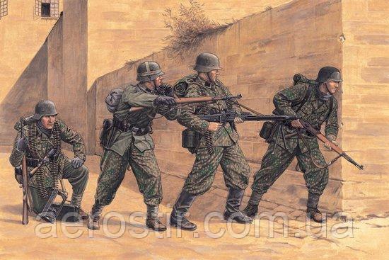 German Wiking Division Kovel 1944 (4 Figures Set) 1/35 Dragon 6519