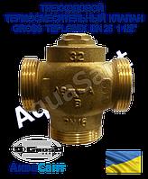 """Трехходовой термосмесительный клапан GROSS Teplomix DN 25 1 1/2"""""""
