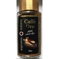 Кава розчинна Espresso Italiano Caffe Oro 200г. (Польща)