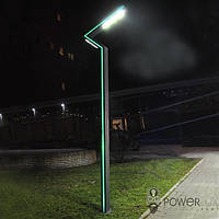 Опора светодиодная парковая POWERLUX GREENPARK PW- 20W/30W-001C2 IP65