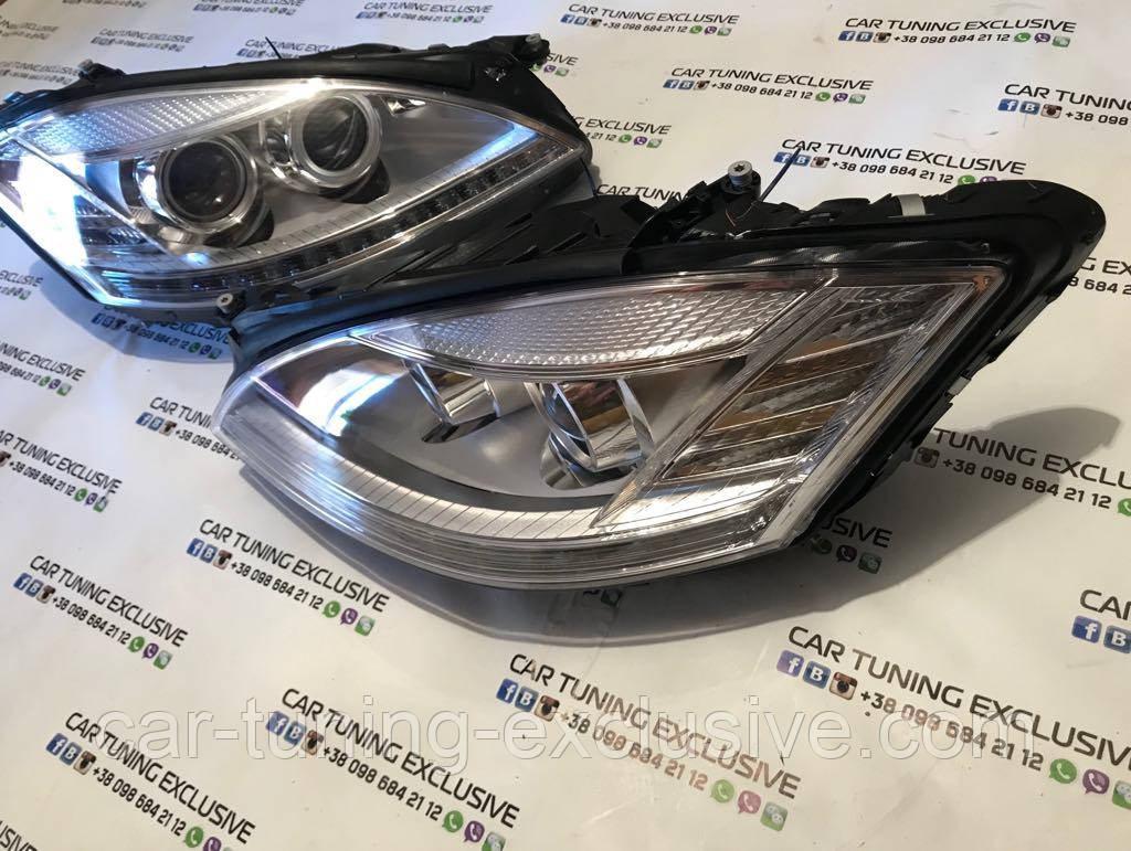 Head lights for Mercedes S-class W221