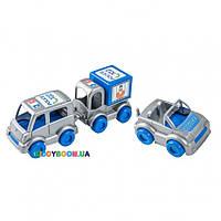 Набор машинок Полицейский Kid Cars Тигрес 39548, фото 1