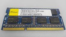 Пам'ять для ноутбука ddr3 4gb PC10600S (1333) SODIMM