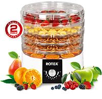 Сушка для продуктів Rotex RD610-W, фото 1