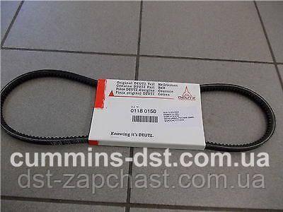 01154357 Ремень приводной для двигателя Deutz BF4M1013