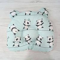 Детские ортопедические подушки из хлопка и плюша