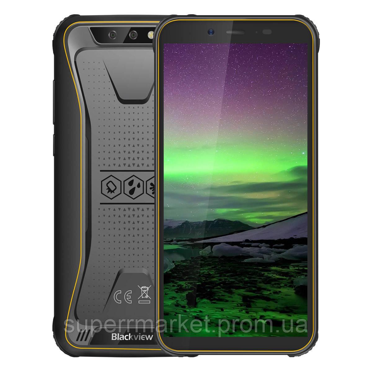 Смартфон Blackview BV5500 16GB Yellow