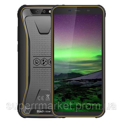 Смартфон Blackview BV5500 16GB Yellow, фото 2