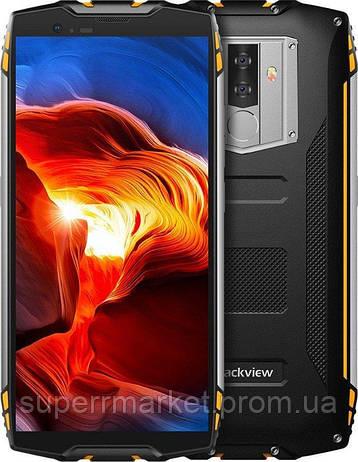 Смартфон Blackview BV6800 PRO 64GB Yellow, фото 2