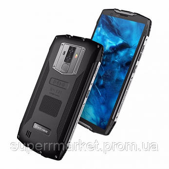Смартфон Blackview BV6800 PRO 64GB Black, фото 2
