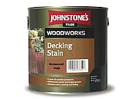 Антисептик Johnstone's Woodcare Decking Stain (Испанский кедр) 2,5л