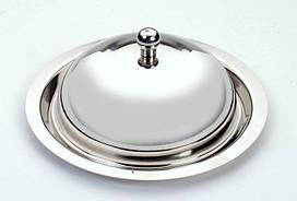 Блюдца с крышкой (Маслёнка) Ø 135 мм Empire 2523