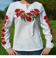 Женские рубашки(заготовки) для вышивки бисером (или нитками)