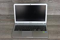 "Б/У Ноутбук / Samsung Notebook 5/ 15.6"" / i5-8250U / 4 RAM /  128 SSD / NVidia GeForce MX150"
