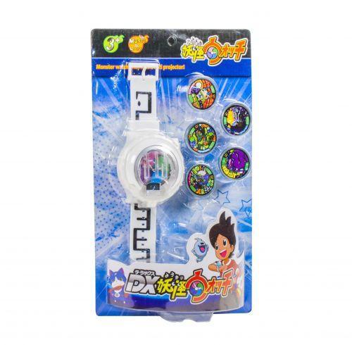 """Часы интерактивные с проектором """"Yo-Kai Watch"""" Йо кай вотч"""