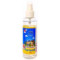Спрей від комарів ANTI Mosquito Лагідний 100мл (2години) (1/48)