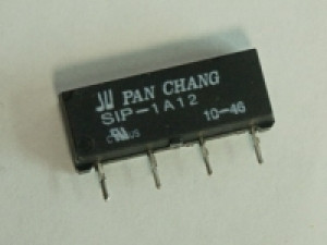 Герконовое реле SIP-1A12