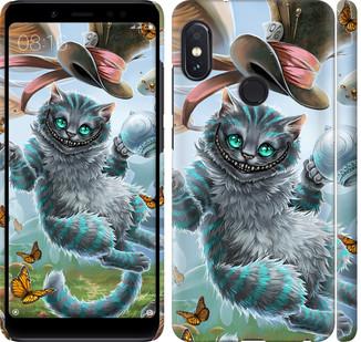 "Чехол на Redmi Note 5 Pro Чеширский кот 2 ""3993c-1353-328"""