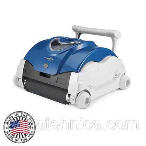 Робот-пылесос Hayward SharkVac для бассейна, бело-синий