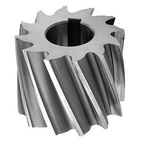 Фреза торцовая цилиндрическая ф 40х32 мм Р6М5 z=10  ГОСТ 29092-91