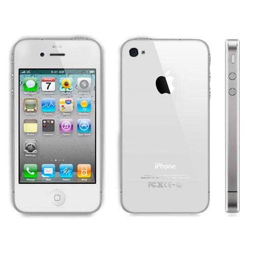 Apple iPhone 4S 8GB (White) Refurbished