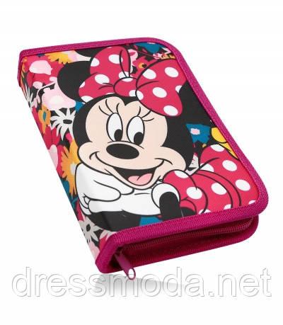 Школьный пенал для девочек Minnie oт  Disney