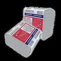Салфетки для диспенсера 1-слойные белые 3 сложения 250 листов PRO Service Comfort