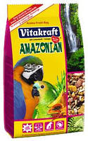 Корм Vitakraft Amazonian для амазонских попугаев