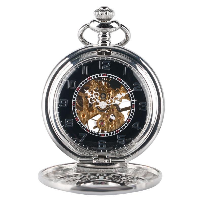 Механические карманные часы YISUYA №0047/1