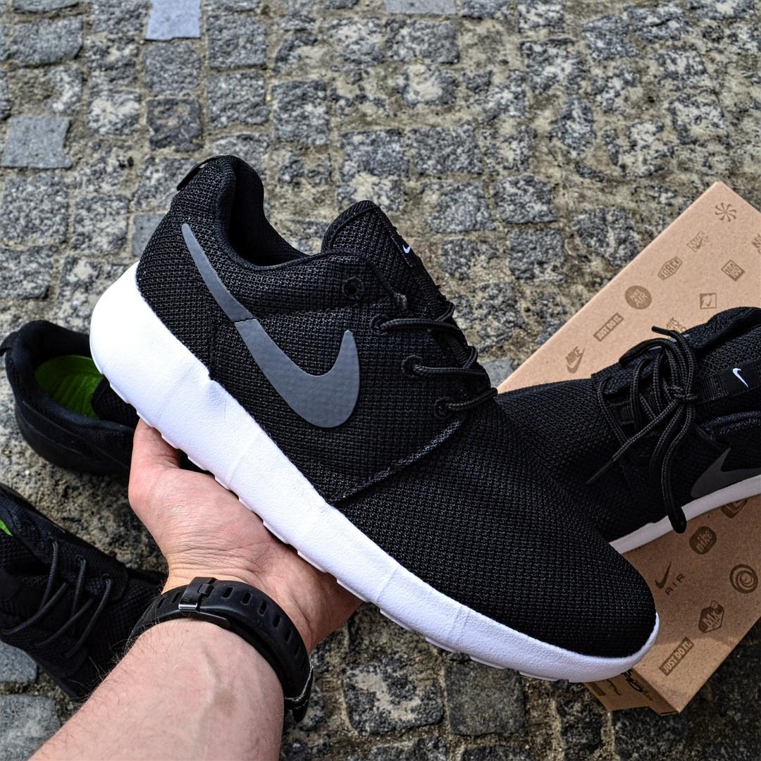 22238be4c4a0a1 Кроссовки Мужские Nike Roshe Run (ТОП КАЧЕСТВО) — в Категории ...
