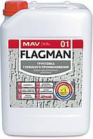 Грунтовка FLAGMAN 01 глубокого проникновения, 1 литр