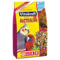 Корм Vitakraft Australian для австралийских попугаев с кактусом