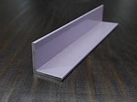 Уголок алюминиевый 15х15х1,5, розовый, фото 1