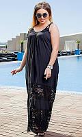 Сарафан женский большого размера 8512968-3