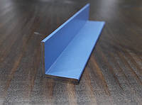 Уголок алюминиевый 15х15х1,5, синий, фото 1