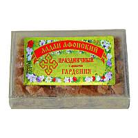 Ладан афонский праздничный, 50 грамм, пластиковая упаковка, в ассортименте