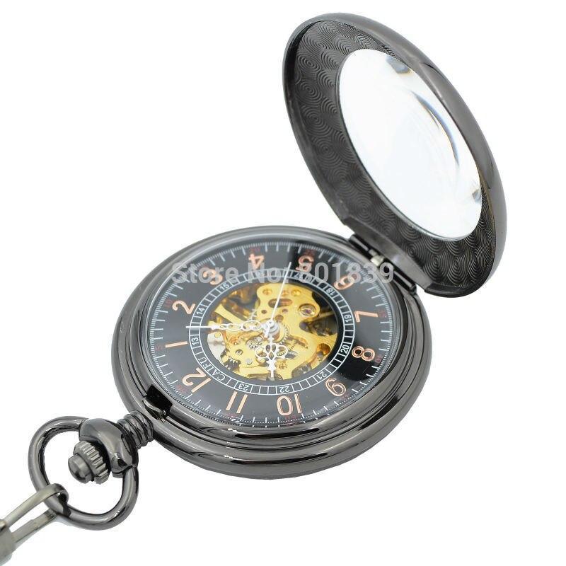 Механические карманные часы YISUYA №0045